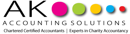 AK Accounting Solutions Logo